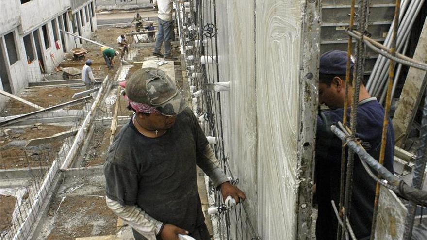 El ritmo de la construcción de viviendas en EE.UU. subió un 6,2 por ciento en octubre