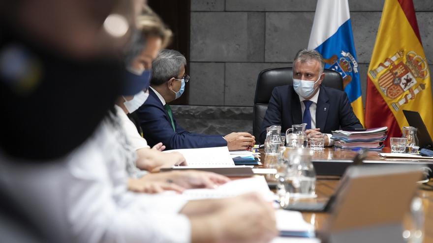 El Gobierno de Canarias culmina el Plan para  la Reactivación con una inversión programada  de 5.725 millones en el periodo 2020-23