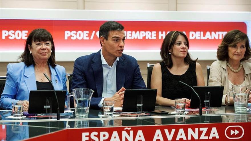 """La Ejecutiva del PSOE acordará una """"propuesta concreta"""" para Unidas Podemos"""