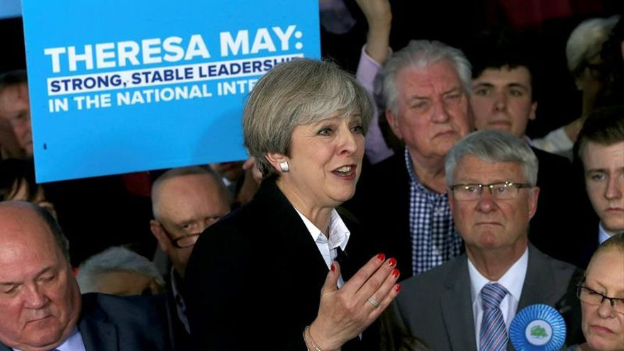 May y Corbyn responden a las preguntas del público en vísperas de las elecciones