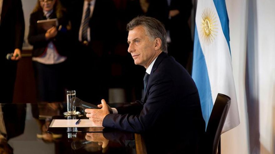Macri pide apoyo a Canadá para que Argentina sea sede del G20 en 2017