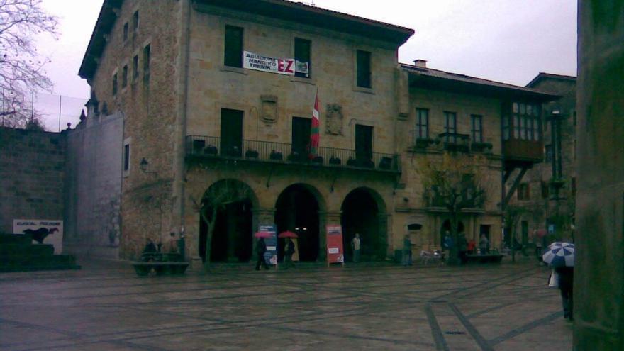 Elorrio, primer municipio de Bizkaia en poner en marcha la plataforma 'Udala Zabaltzen', impulsada por la Diputación