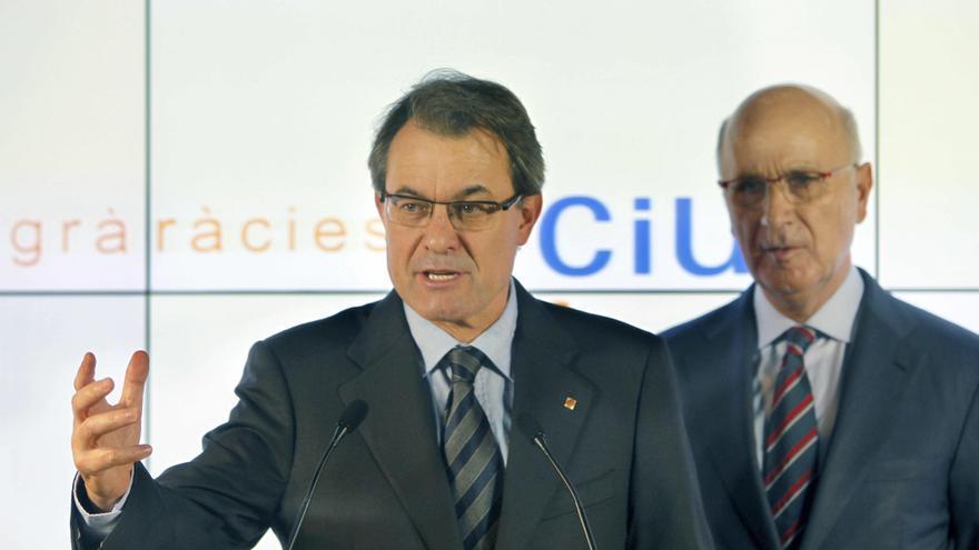 CiU incluirá la autodeterminación y el Estado propio en su programa electoral
