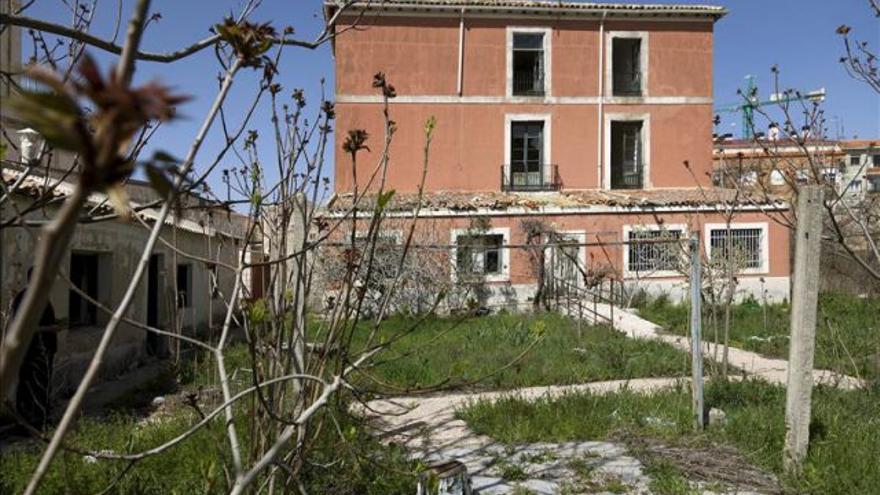 Estado actual del ¡Hospitalillo' de Tarancón (Cuenca) / EFE