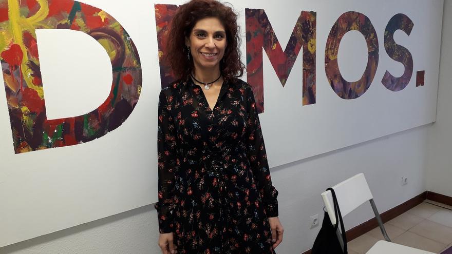 Rosana Alonso optará a la Secretaría General de Podemos Cantabria
