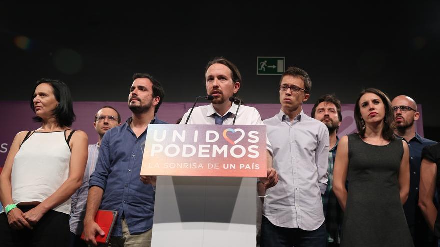 Unidos Podemos reafirma la fórmula de coalición pero con voluntad de consolidar un espacio político estable