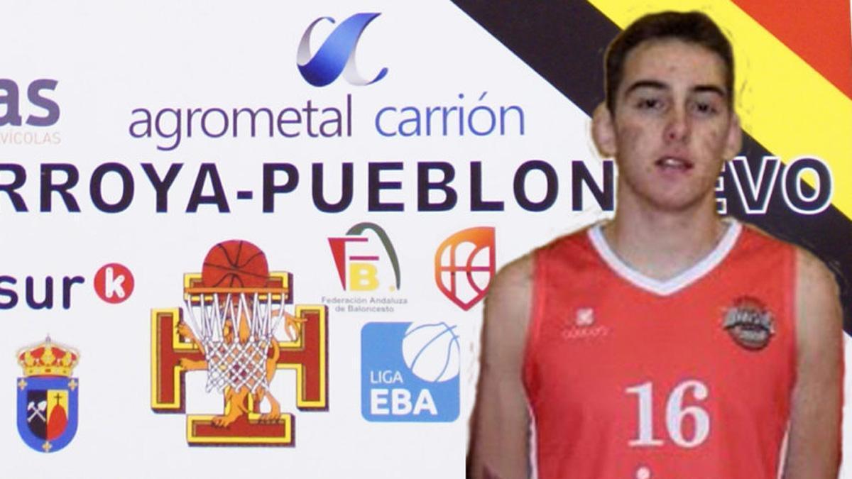 Marcos Espinosa, tercer fichaje del Peñarroya