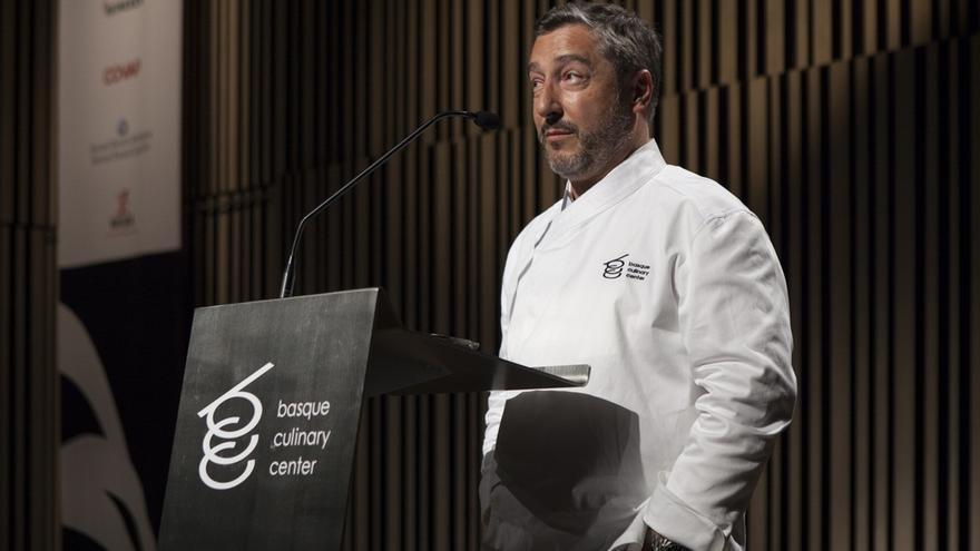 Joan Roca releva a Ferrán Adría como presidente del Consejo Internacional del BCC de San Sebastián
