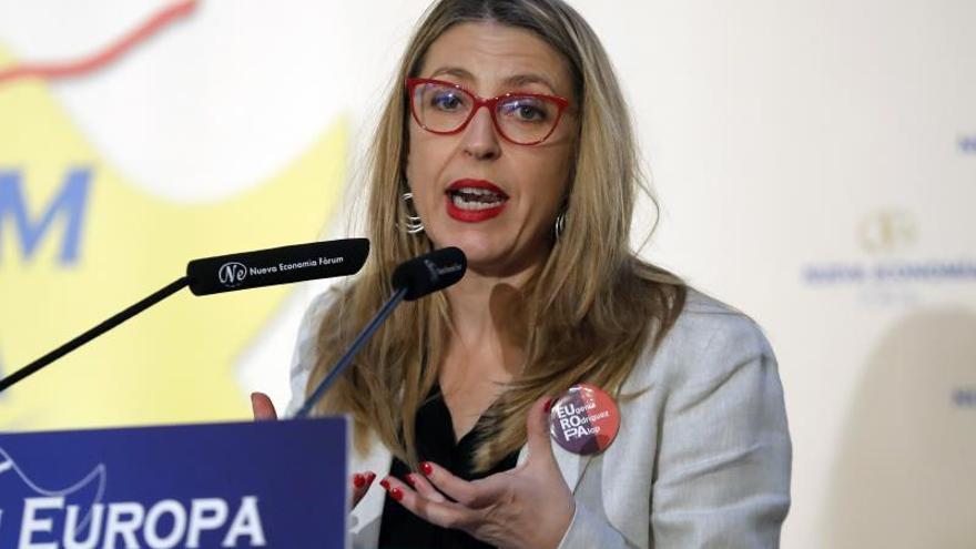 María Eugenia Rodríguez Palop en una imagen de archivo.