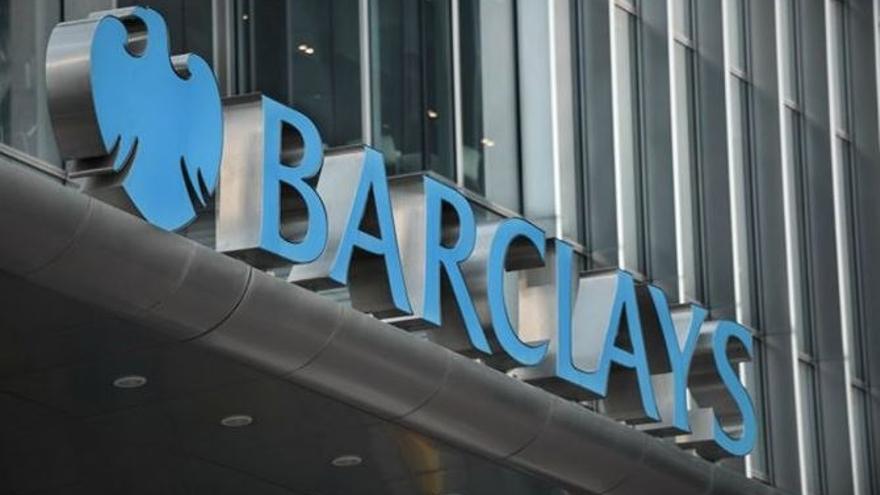 Barclays (sede, logo)