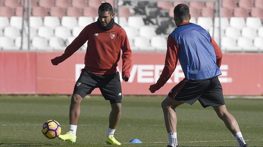 El Sevilla viaja a Gran Canaria con 19 futbolistas.