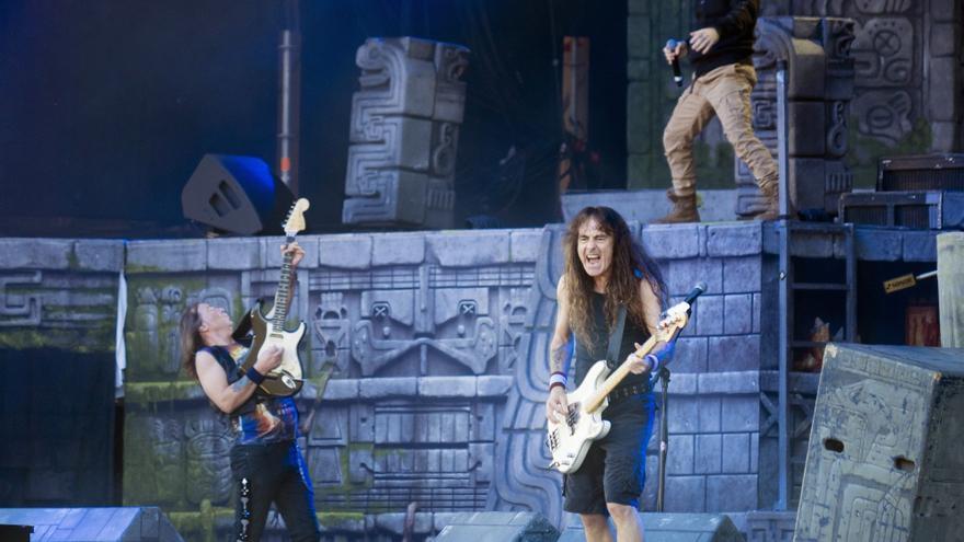 Iron Maiden pospone su concierto en Barcelona hasta el 29 de julio de 2022