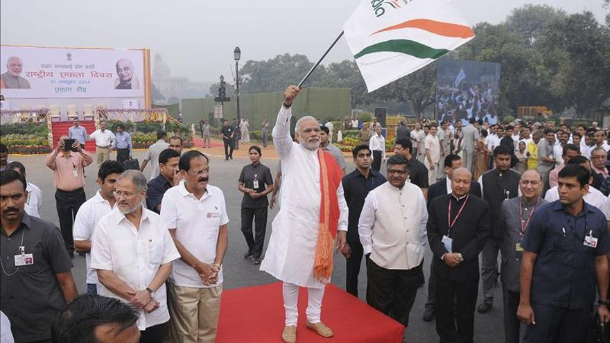 Modi nombra cuatro nuevos ministros en su primera remodelación del Gobierno