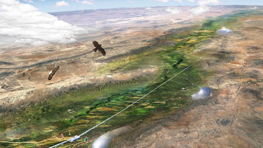 Una franja de territorio nueva diseñada por los dos países conjuntamente // Otra Nación