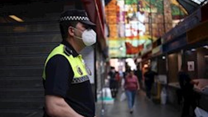CSIF reclama a la Junta test rápidos a la Policía Local como hace a las fuerzas de seguridad del Estado