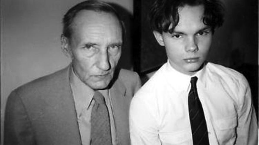 William S. Burroughs, padre e hijo