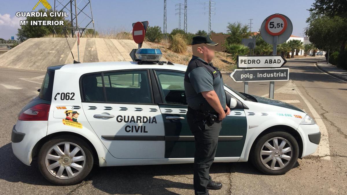 Guardia Civil de Pedro Abad.