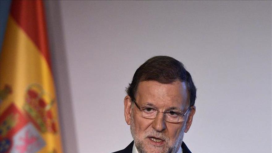 Rajoy cree que adelantar elecciones o gobernar con la CUP son malas opciones