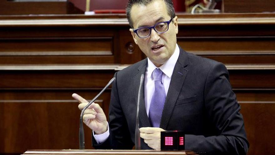 José Miguel Ruano, secretario de organización de CC