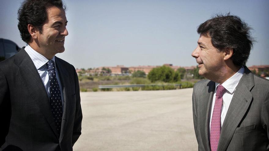 González y el exconsejero Cavero han comparecido en la comisión de investigación sobre corrupción