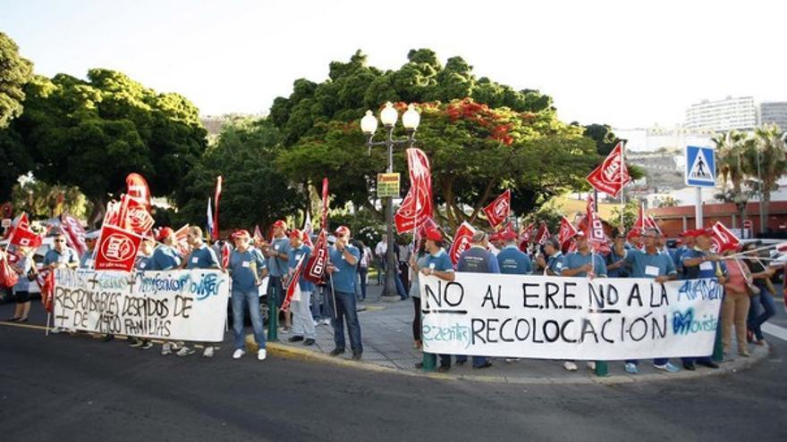 De la manifestación contra los recortes #3