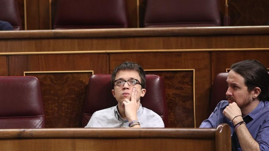 """Errejón pide al PSOE que demuestre """"patriotismo"""" y apoye la moción de censura"""