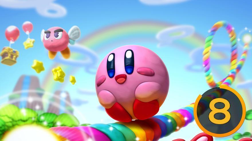 Kirby y el Pincel de Arcoiris