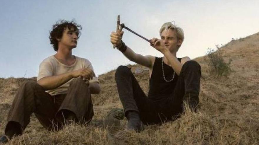 Fotograma de la película 'Lázaro feliz'