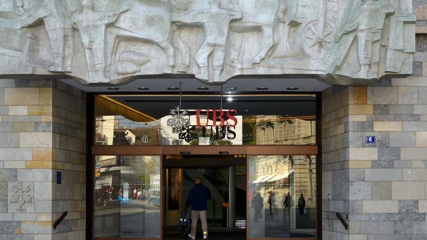 Banco en Zurich