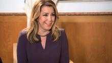 "Susana Díaz insta a Ferraz a ""no relajarse"" por el auge de C's"