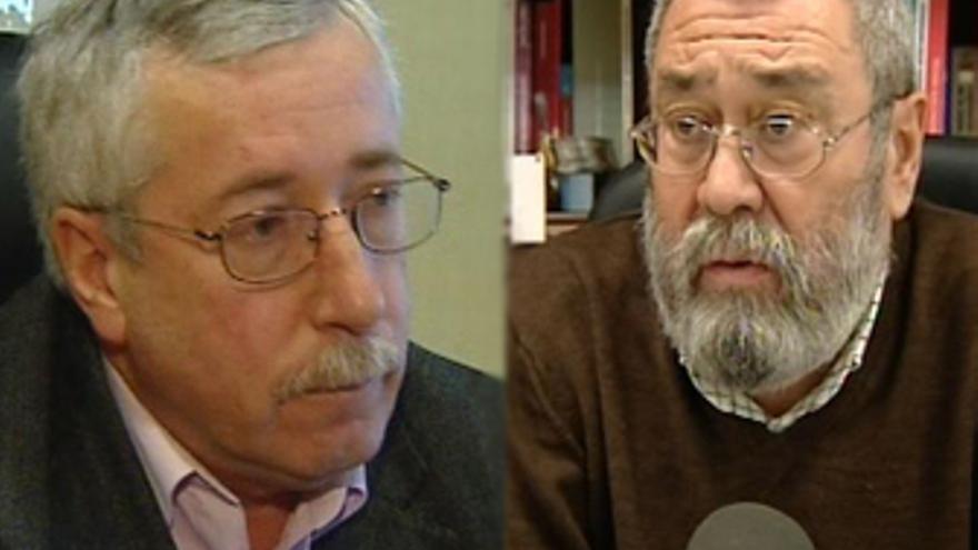 Los sindicatos critican la sumisión del gobierno