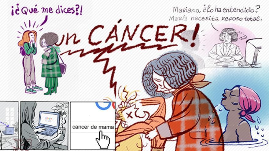 Diez maneras de ayudar a una amiga con cáncer de mama