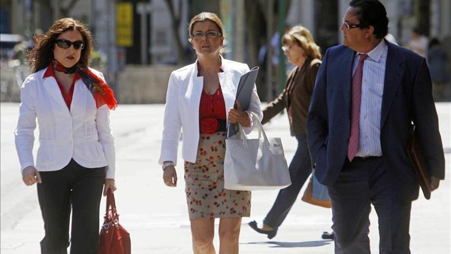 El PP destituye a la gerente del PPCV, procesada en el caso Gürtel