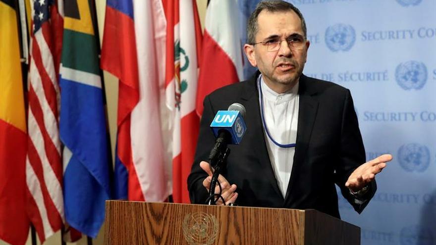 Irán dice que las sanciones de EEUU al líder supremo acaban con la diplomacia