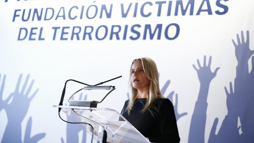 UPYD no ve presentable que Mari Mar Blanco siga al frente de la Fundación de Víctimas siendo candidata del PP