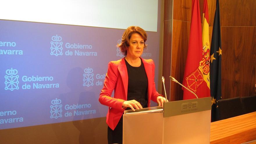 Barcina dice que el resultado electoral puede retrotraer a la Alemania previa a Hitler o a Venezuela