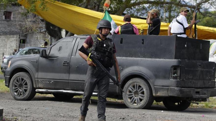 Las autodefensas dañan la imagen del Gobierno de México, según un experto