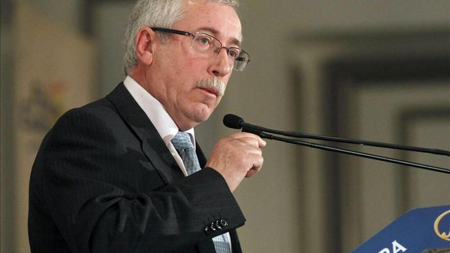"""Toxo afirma que las palabras de Aznar no han hecho """"ningún favor"""" al país"""