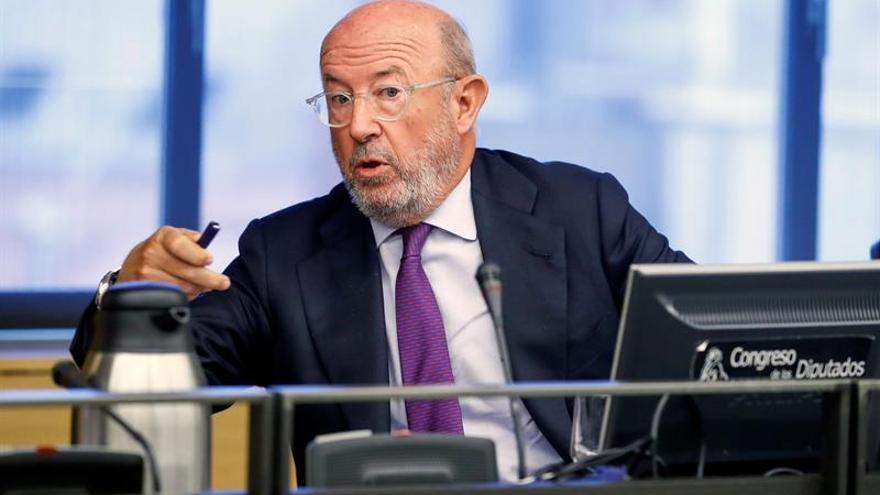 """Saracho achaca """"errores"""" a Ron y admite que el banco era """"un desastre"""""""