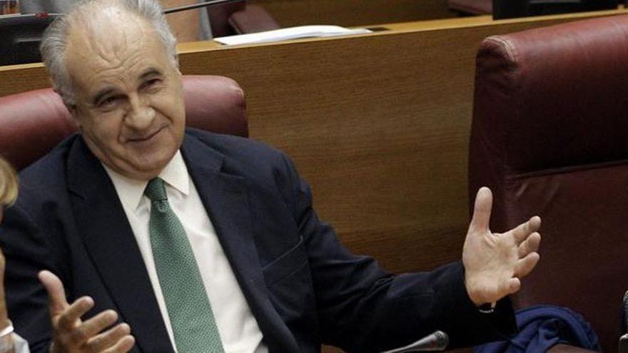 El exconseller del PP, Rafael Blasco