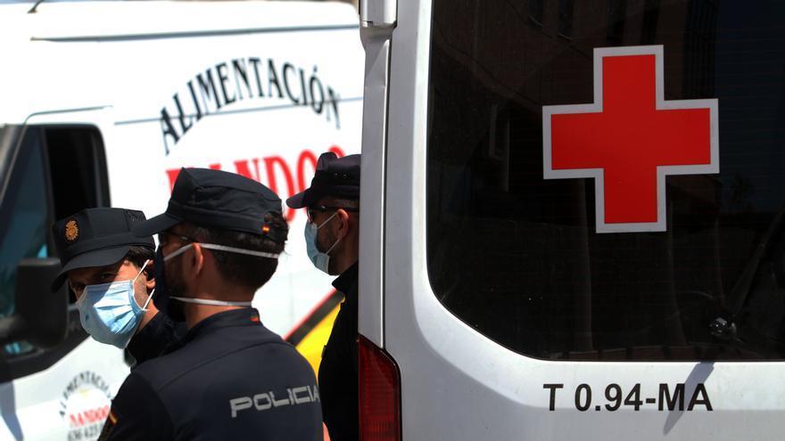 Andalucía suma 13 brotes en cinco provincias con 232 casos en una jornada sin fallecidos y con 20 PCR