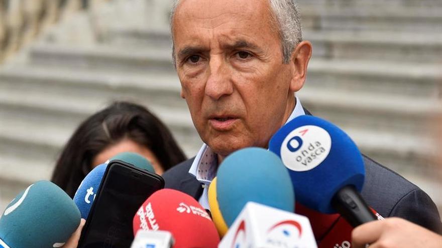 El Gobierno Vasco respalda que el techo de gasto se apruebe sin el Senado