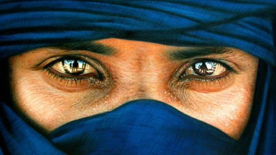 'Arabische Augen'