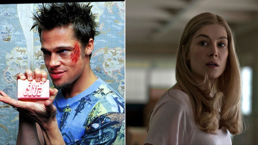 Tyler Durden vs Amazing Amy
