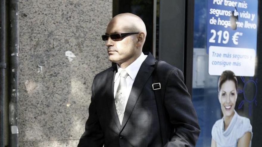 Gómez Bermúdez aboga por cambiar las normas de persecución de bienes del narcotráfico