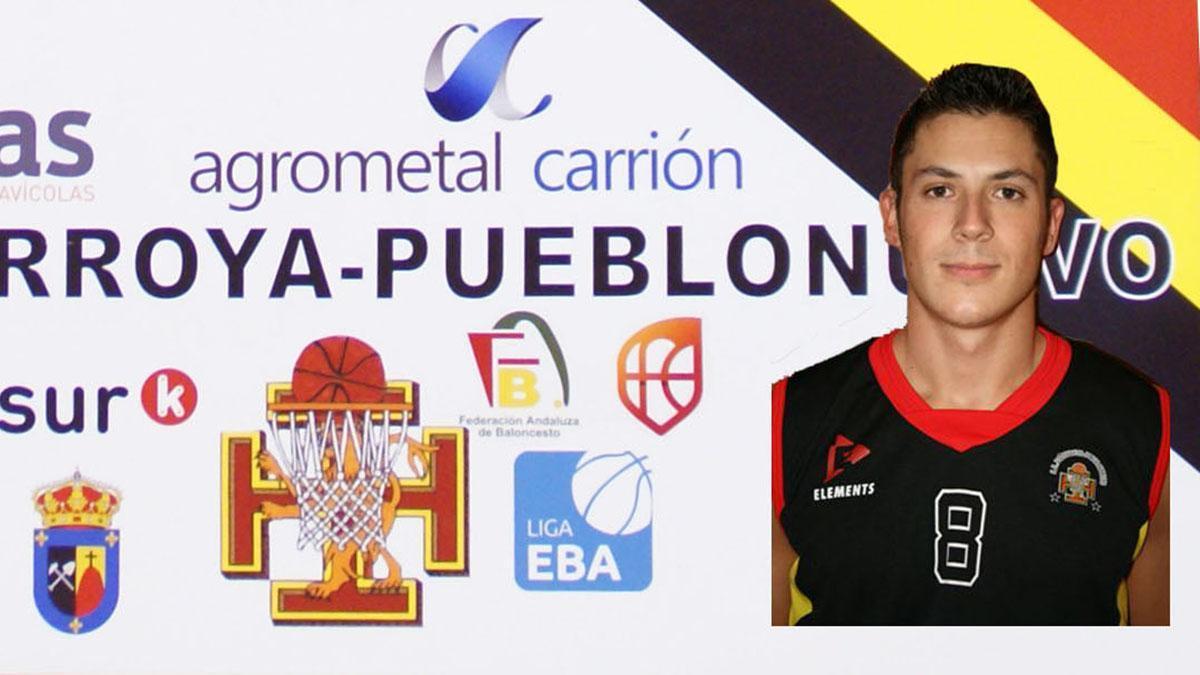 Juan Gabriel García, nuevo jugador del Peñarroya.