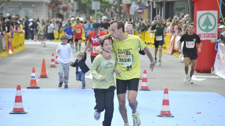 El Maratón 2013 inunda las calles de LPGC #36