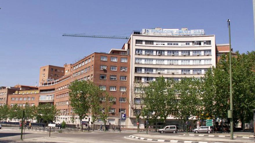 Edificio de la Fundación Jiménez Díaz.