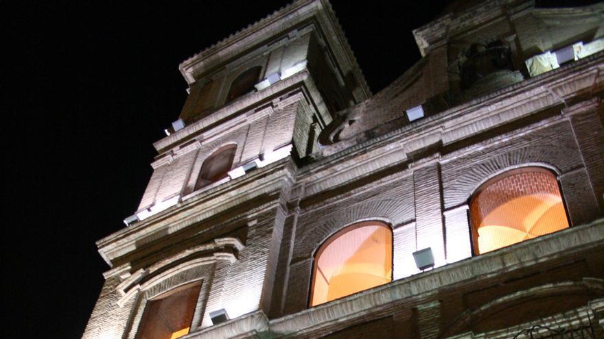 El acto de Ciudades por la Vida en Murcia © AI