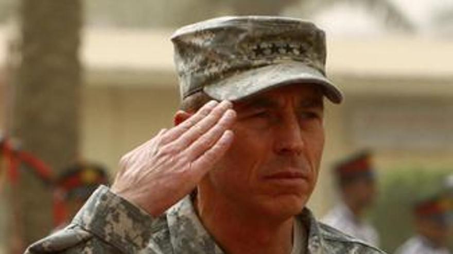El general estadounidense David Petraeus padece cáncer de próstata